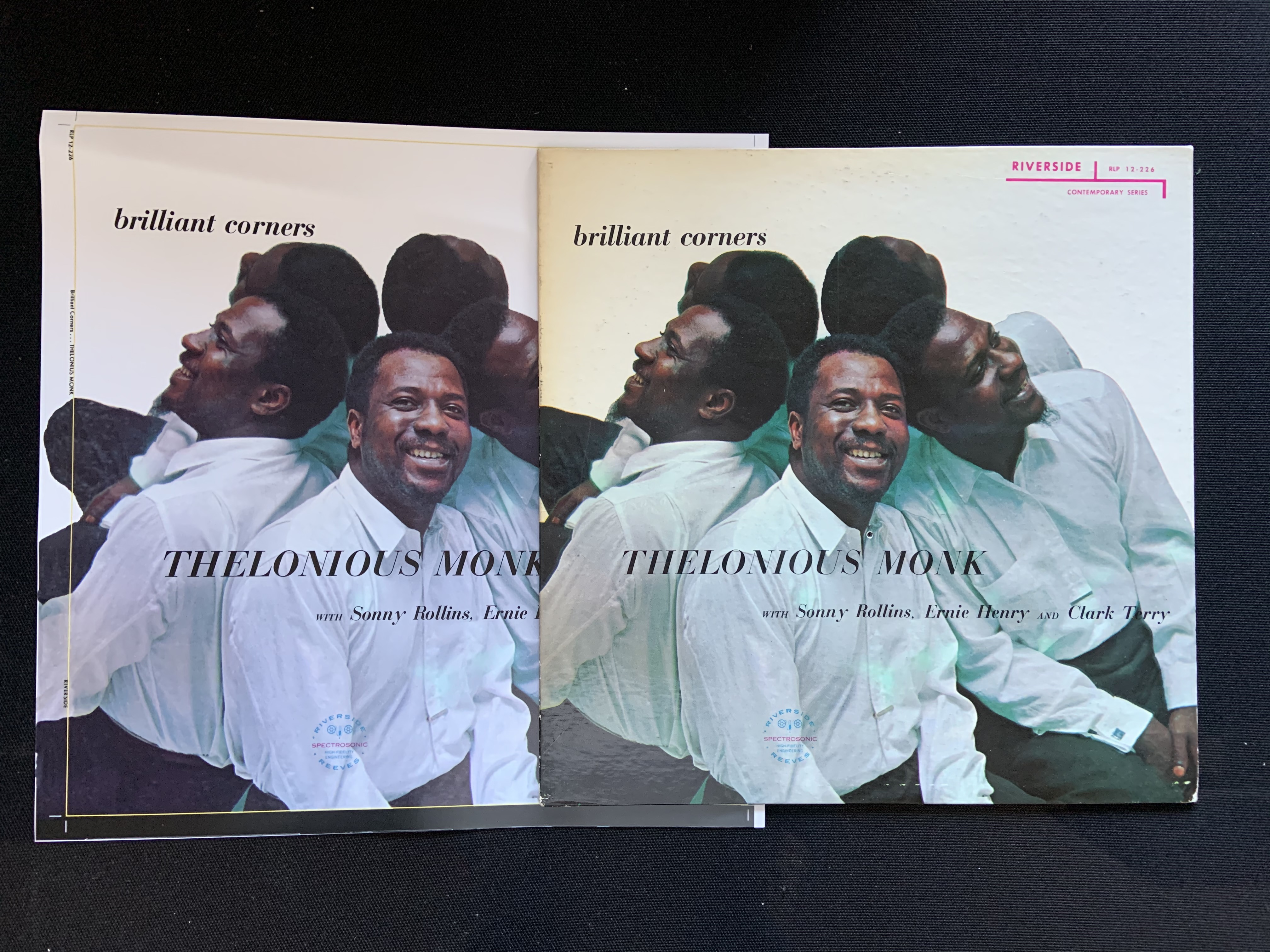 ERC051 Thelonious Monk - Brilliant Corners (True Mono)