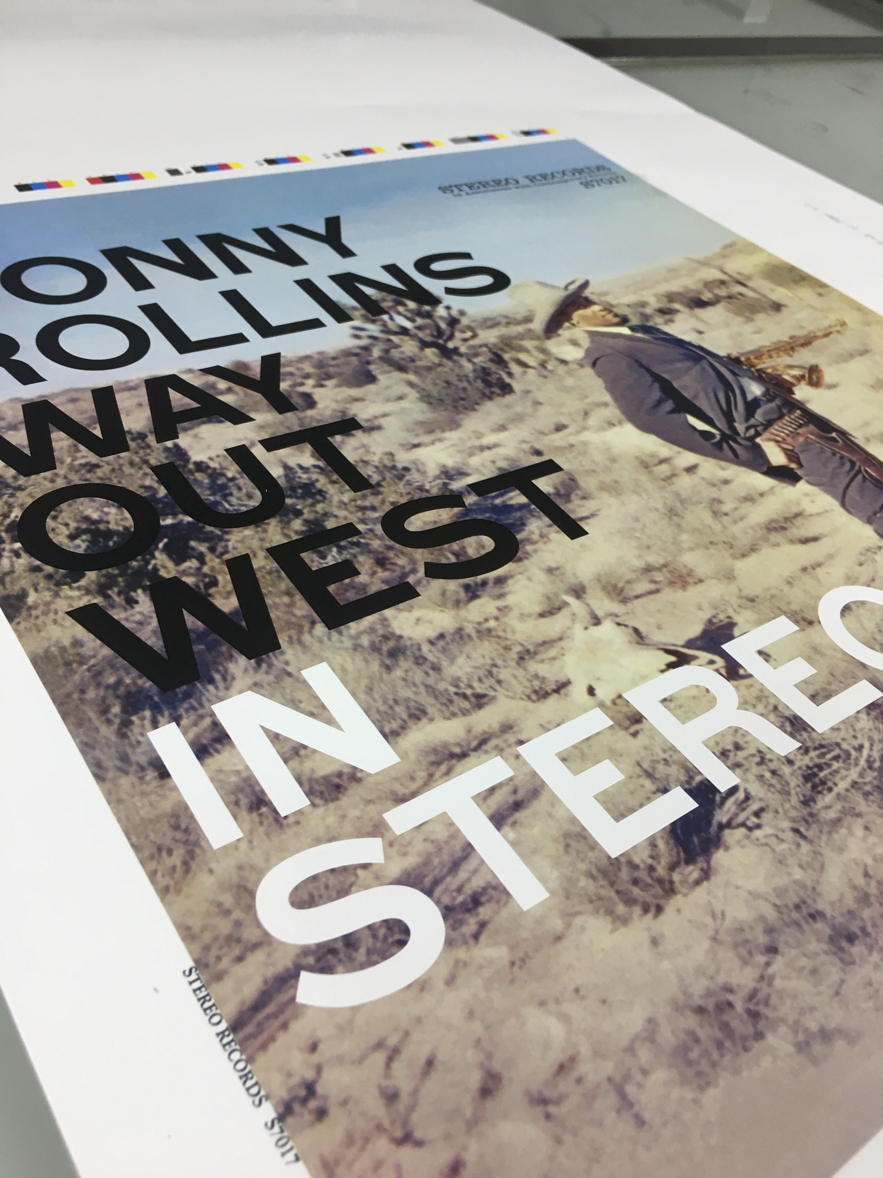 ERC053S Sonny Rollins - Way Out West (Stereo)